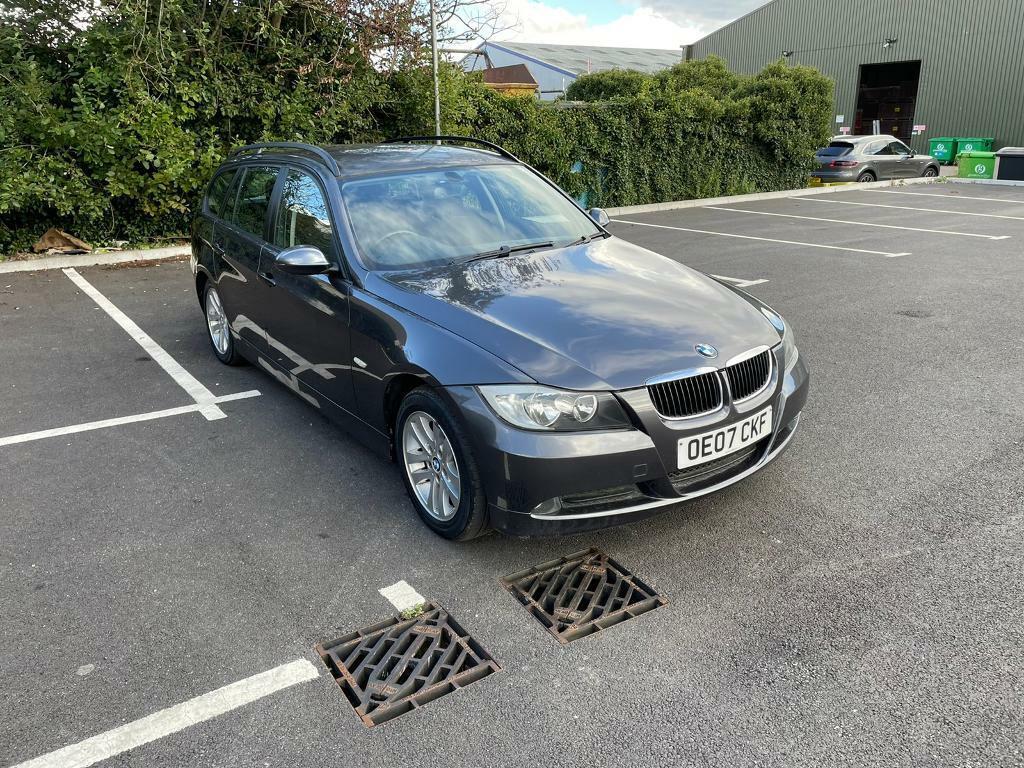 BMW 318i full service history long mot
