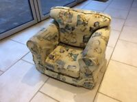 Childrens comfy chair