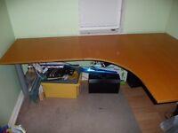 Ikea corner office desk