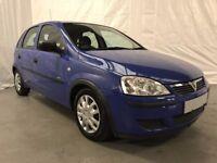 2005 Vauxhall Corsa 1.2i 16V Life 5dr *** FULL YEARS MOT ***
