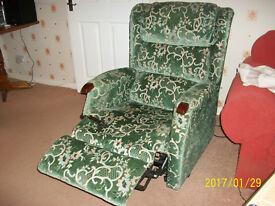 HSL riser /recliner chair
