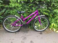 "Girls bike 24"" wheels"