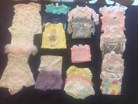 Baby Girl Clothes Bundles