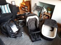 Mamas & Papas Pram/Pushchair Travel System