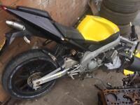 Aprillia rs50 spares or repairs