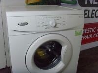 Whirlpool 5kg 1000 Spin. Good Condition.6 Month Warranty.Local Delivery and Install Included.*