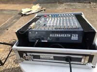 *GRAB A BARGAIN* Allen & Heath PA System for DJ or bands or live music venues - Fantastic Condition!
