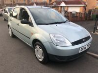 Ford Fiesta Automatic low miles