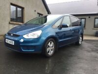 2008 Ford Smax 1.8tdci 7 seater
