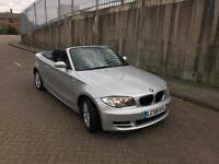 BMW 1 series convertible 58plate 94k