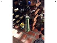 Vintage cistern Pull chain