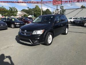2015 Dodge Journey SXT 7 SEATER (Only $133 bw, w/ $0 down, OAC)