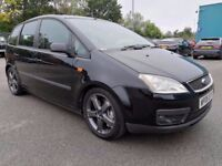 FORD C-MAX MANUAL IN CLEAN CONDITION. 1 YEAR MOT. PREVIOUS MOT AVAILABLE. FULL SERVICE HISTORY