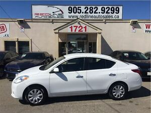 2012 Nissan Versa 1.6 S, WE APPROVE ALL CREDIT