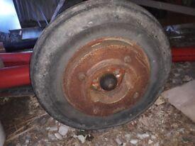 Massey wheel weights