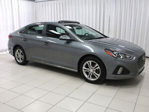 2019 Hyundai Sonata BEAUTIFUL!! SONATA SPORT SEDAN w/ BACKUP CAM