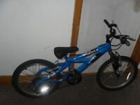 ***spring sale *** kids mountain bike raleigh skulk ***spring sale***