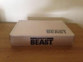 BODYBEAST BODYBUILDING WORKOUT FITNESS DVD BOX SET BRAND NEW SEALED gym training for sale bargain
