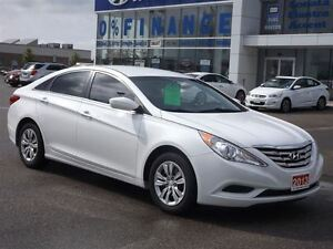 2013 Hyundai Sonata GL | NO ACCIDENTS | HEATED SEATS & BLUETOOTH Stratford Kitchener Area image 8