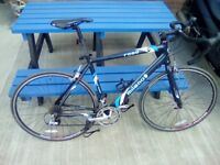 Racing bike 16 speed race tyres excellent confition £100 ono