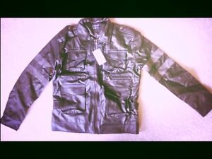 **NEW** Faux Leather Jacket