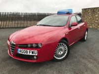 2008 08 ALFA ROMEO 159 1.9 *DIESEL* 16v 6 SPEED - FEBRUARY 2019 M.O.T - *WITH FULL SEVICE HISTORY*
