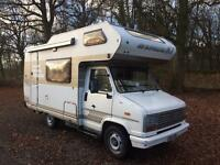 Peugeot Hymer Camp 55 Motorhome Campervan 4/5 Birth