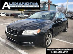2007 Volvo S80 V8 collision avoidance/blind spot/leather/roof