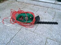 Hedge trimmer ( electric)