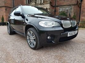 For Sale BMW 7 Seater X5 40D M Sports
