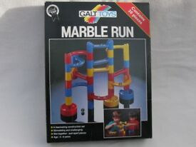 Marble Run by Galt Toys