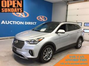 2017 Hyundai Santa Fe XL LIMITED! LOADED! FINANCE NOW!
