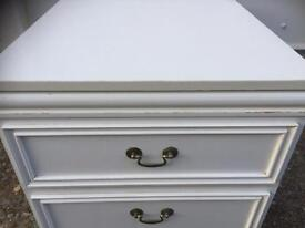 2 drawer chest of drawers FREE DELIVERY FRIDAY