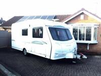 Touring caravan 2 berth , 2010 coachman amara 450/02 (****reduced for quick sale***)