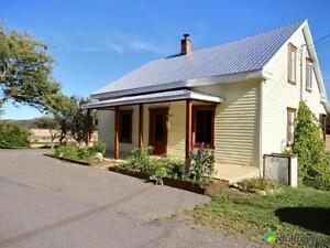 174 000$ - Maison à un étage et demi à St-André-De-Kamourask