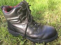 Almost new 'Mountain Rider' hiking/riding boots size 41
