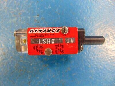 Dynamco Lsho-jw Pn 187-2 Solenoid Valve