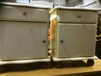 Matching Bedside Units - Can Deliver