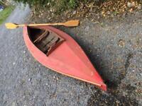 2 man canoe