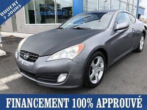2010 Hyundai Genesis Coupe 2.0T **54$/SEM*FINANCEMENT 100% APPRO