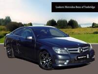 Mercedes-Benz C Class C250 CDI BLUEEFFICIENCY AMG SPORT PLUS (grey) 2014-03-14