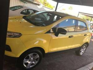2014 Ford Ecosport SUV