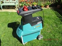 Bosch - Electric garden shredder