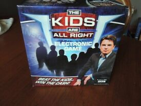 Kids Are All Right Electronic game