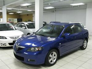 2008 Mazda MAZDA3 5SPD!!! FULLY LOADED!!! ALLOYS!!!