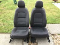 Audi A4 cloth full set of seats