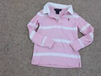 Ralph Lauren girls top age 5