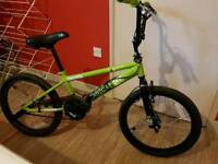 Bmx swap mountain bike
