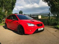 Ford Focus ST-2 225 Colorado red Rs Engine Internals