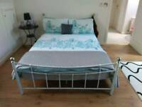 Argos Darla Double bed with mattress